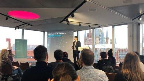 KIT-AR selected to present their AR solution for manufacturing at the UK Digital Catapult