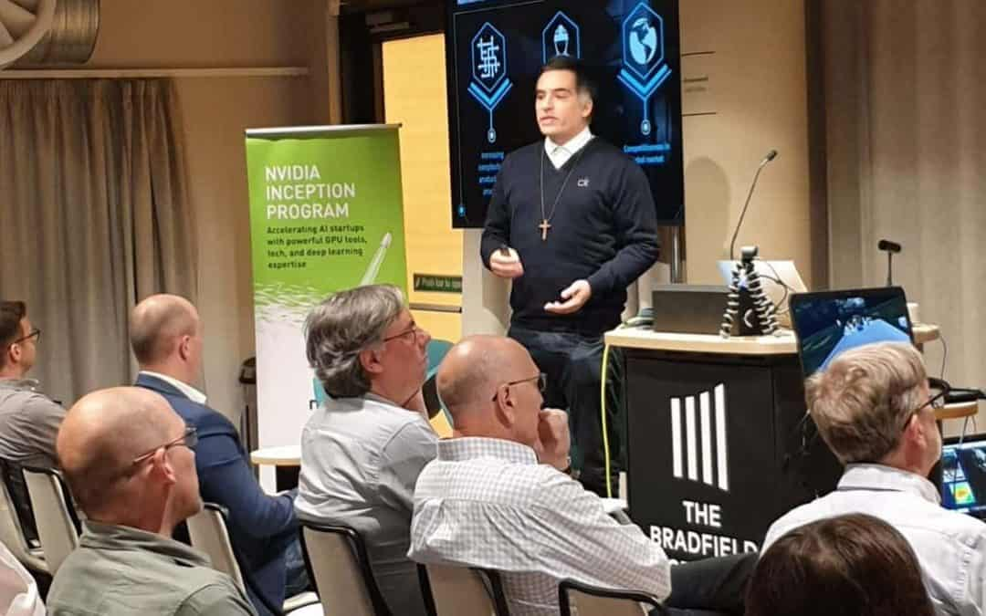"KIT-AR PARTICIPATED AT NVIDIA'S ""MACHINE SENSING MEET UP"" WORKSHOP"